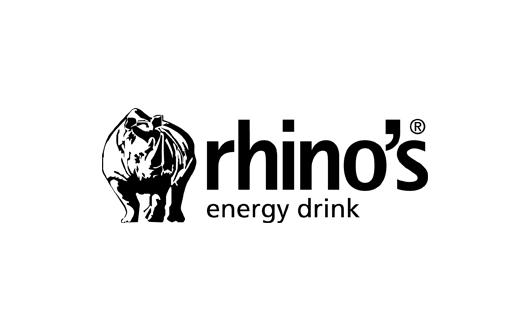 rhino's energy Logo